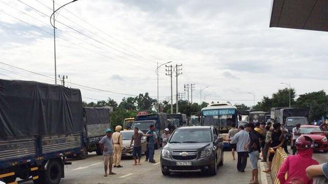Đắk Lắk: Vì sao dân vây trạm BOT đường nối Khánh Hoà - Buôn Ma Thuột?