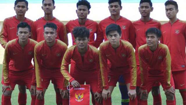"""LĐBĐ Indonesia """"hạ mục tiêu"""" cho U20 Indonesia ở U20 World Cup"""