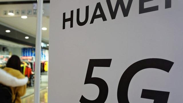 Anh gây sốc, loại bỏ Huawei khỏi mạng 5G