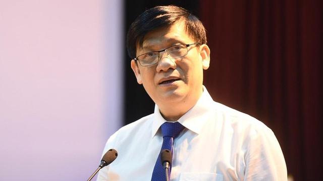 Ông Nguyễn Thanh Long làm Bí thư Ban cán sự Đảng, nắm quyền Bộ trưởng Bộ Y tế