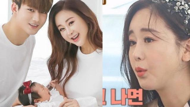 Hoa hậu Hàn Quốc U45 lo sợ khi kết hôn với chồng trẻ 27 tuổi, đến mức mẹ phải mua cho bảo hiểm 100 năm