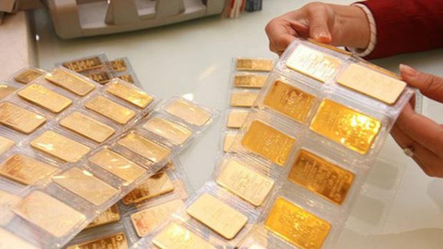 Giá vàng tiếp tục tăng mạnh lên gần 50,4 triệu đồng/lượng