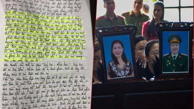 Nhật ký của nạn nhân nữ bị truy sát ở Thái Nguyên: Bế tắc, lo âu, sợ hãi mà không tìm được lối thoát