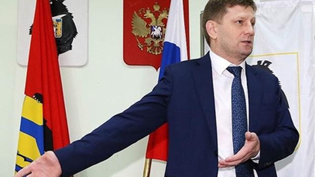 Thống đốc Nga bị bắt giam vì âm mưu giết hàng loạt doanh nhân