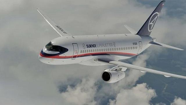 Sukhoi Superjet 100 được nâng cấp hệ thống định vị 'siêu khủng'