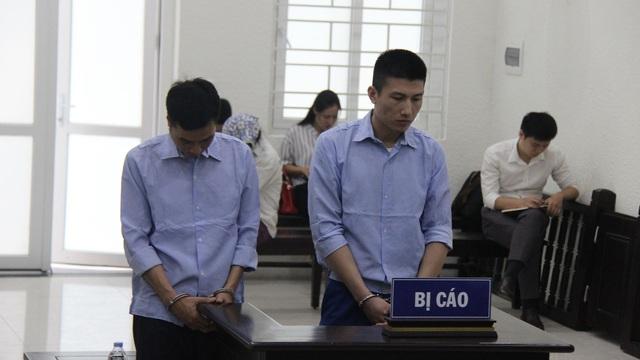 Vòi tiền để thả người tàng trữ ma túy về nhà, hai cựu công an huyện Thanh Trì lĩnh án