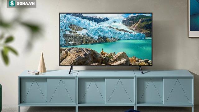 Nhiều mẫu TV 55 inch 4K giảm giá hàng chục triệu đồng