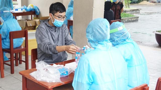 Lịch trình di chuyển của bệnh nhân Covid-19 trẻ tuổi ở Đà Nẵng