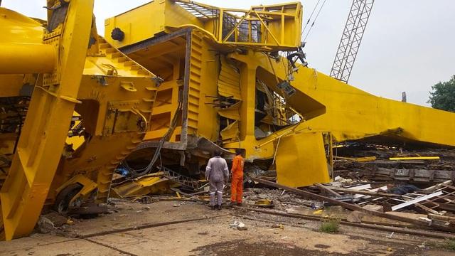 Tai nạn thảm khốc, thương vong tăng nhanh tại Nhà máy Hindustan - HQ Ấn Độ ảnh hưởng nặng