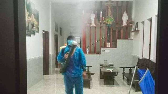 Nghệ An: Một người đi Đà Nẵng về nhưng không khai báo, khi ốm sốt thì đến phòng khám tư lấy thuốc