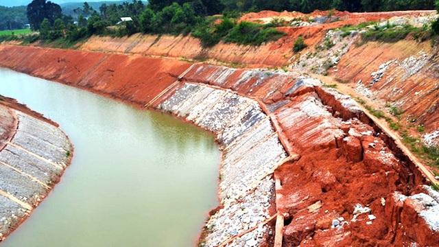Bộ Công an xác minh vụ kênh thủy lợi hơn 750 tỷ đồng ở Nghệ An chưa đưa vào sử dụng đã nứt toác