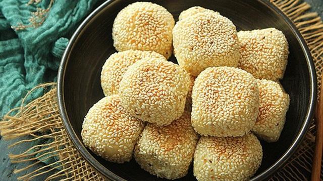 Cuối tuần đến rồi, làm bánh vừng thơm thơm mà chẳng cần lò nướng mời cả nhà ăn thôi!
