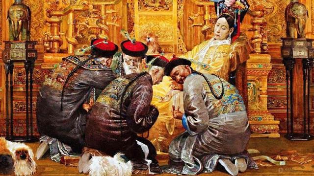 Giai thoại động trời liên quan đến giả thiết về con riêng của Từ Hi Thái hậu với tình nhân