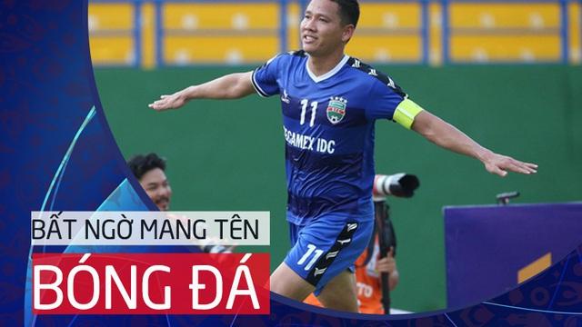 """[Hồi ức] Anh Đức 2 lần """"xỏ mũi"""" thủ môn hay nhất K-League, CLB Việt nhấn chìm """"đại gia"""" Hàn Quốc"""