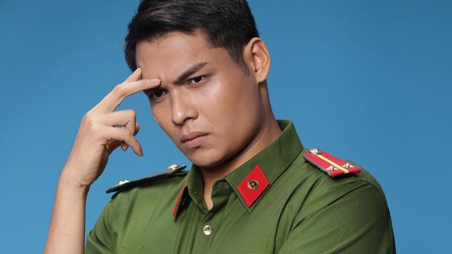 Tại sao diễn viên 9X Phan Thắng chuyên trị được giao đóng vai công an?