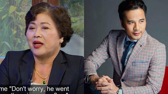 """Mẹ diễn viên chuyên đóng phản diện Đoàn Minh Tài: """"Tôi không dám ra chợ gặp mọi người"""""""