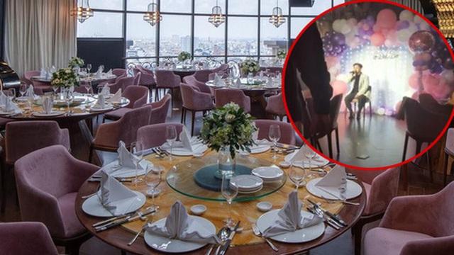 Mạnh tay chi hơn 750 triệu tổ chức sinh nhật trong thời điểm dịch bệnh covid-19 căng thẳng, nhà thiết kế nhận cái kết đắng từ các khách mời