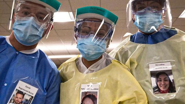 Nhân viên y tế dù mặc đồ bảo hộ vẫn có nguy cơ mắc Covid-19 cao gấp 3 lần