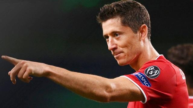 Xé lưới Lyon, Lewandowski cán cột mốc ấn tượng trong sự nghiệp