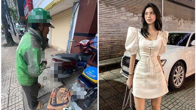 Danh tính cô gái Sài Gòn ra tay giúp đỡ, đưa người xe ôm nghèo đi mua điện thoại mới