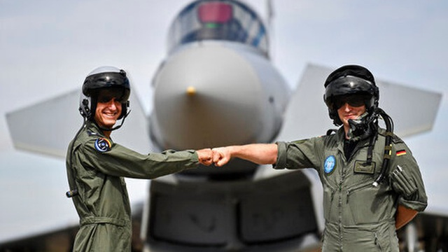 Máy bay quân sự Israel tới Đức tham gia diễn tập không quân chung