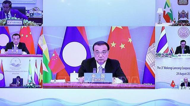 Trung Quốc công bố đề xuất thúc đẩy hợp tác Mekong - Lan Thương