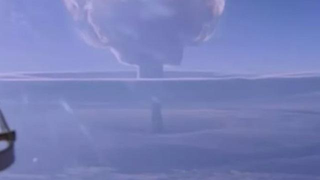 Nga công bố đoạn phim về vụ thử bom hạt nhân mạnh nhất thế giới