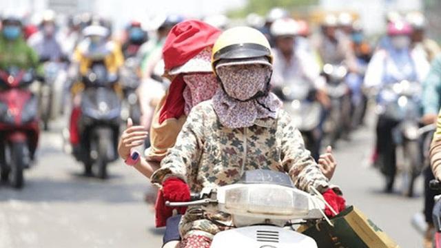 Thời tiết 27/8: Nắng nóng gay gắt tiếp tục kéo dài ở Bắc, Trung Bộ