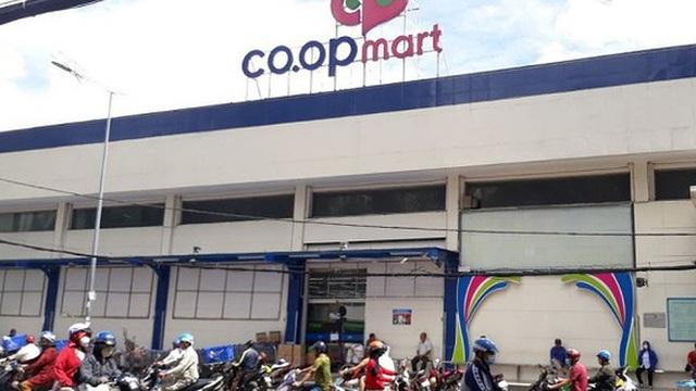 Siêu thị Co.opmart lâu đời nhất sắp đóng cửa