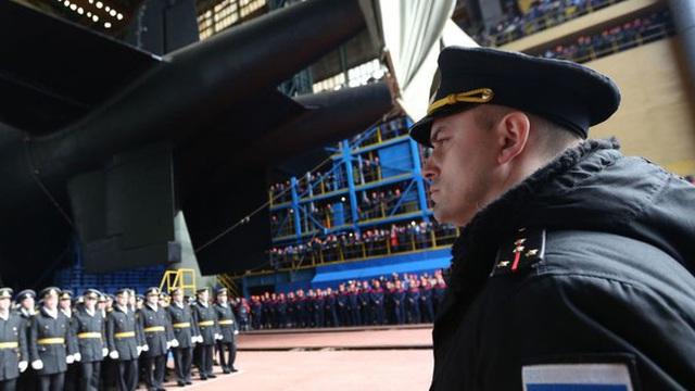 Nga thử nghiệm tàu ngầm mang siêu ngư lôi hạt nhân, Mỹ và phương Tây lo ngại