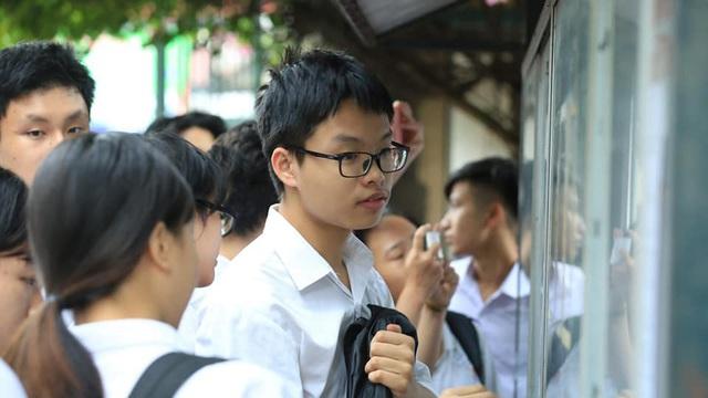 Đại biểu Quốc hội đề nghị 'thanh tra kép' kỳ thi tốt nghiệp THPT