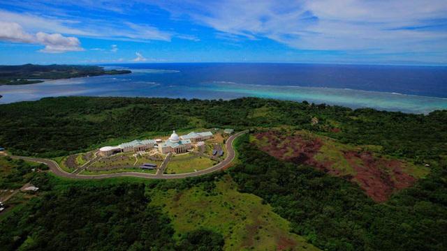 Đối đầu Mỹ-Trung khiến quốc đảo Palau nhỏ bé ở Thái Bình Dương trở nên quan trọng