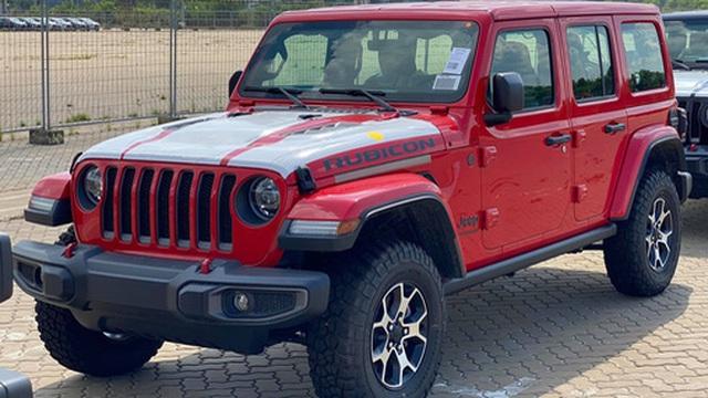 Lô hàng Jeep chính hãng đầu tiên về Việt Nam: Sắp khai trương đại lý, giá ngang ngửa xe sang