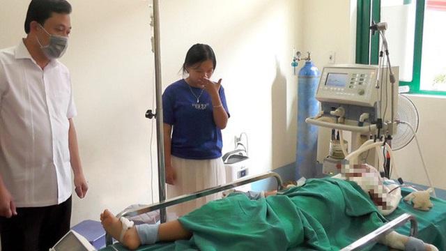 Hà Giang: Hai ông cháu thương vong với nhiều vết thương ở cổ và mặt, nghi bị sát hại