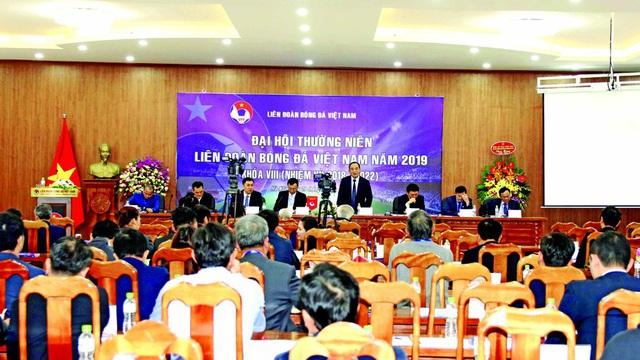 VFF không hoãn đại hội thường niên