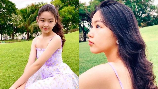 """Vợ Quyền Linh đăng ảnh 2 con gái, dung nhan khiến dân mạng """"khen hết lời"""""""