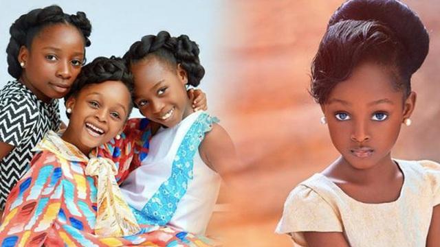 """Sau 2 năm gây sốt mạng xã hội, """"cô bé châu Phi đẹp nhất thế giới"""" hiện ra sao?"""