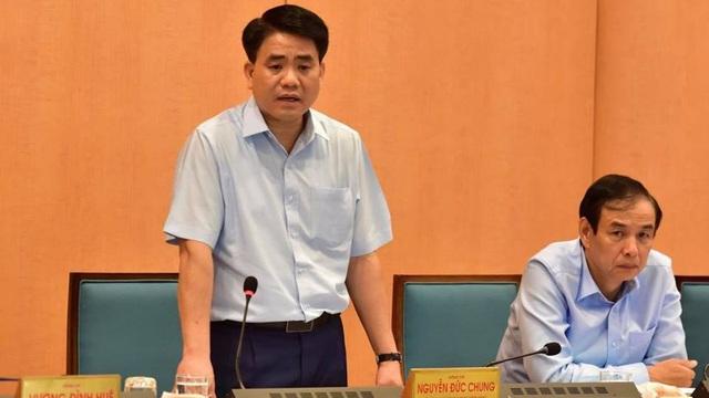 Chủ tịch Nguyễn Đức Chung: 10 ngày nữa không có ca Covid-19 mới, Hà Nội tương đối an toàn