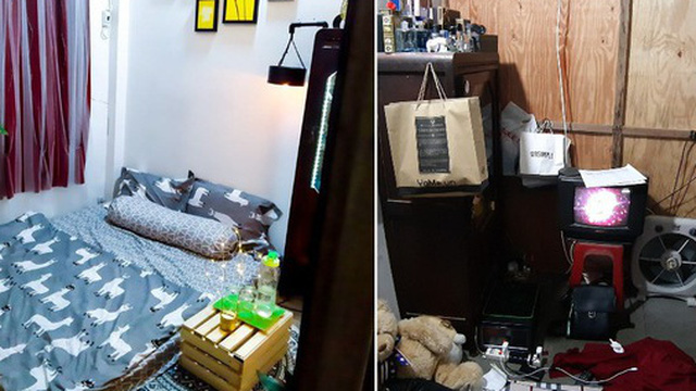Chán phòng ngủ bé tí xập xệ, chàng trai 'đắp' thêm 2,5 triệu biến nó thành không gian khác hoàn toàn