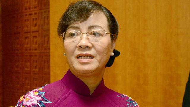 Bà Nguyễn Thị Quyết Tâm: 'Thông tin nói tôi chuẩn bị sang Mỹ định cư hoàn toàn sai sự thật'
