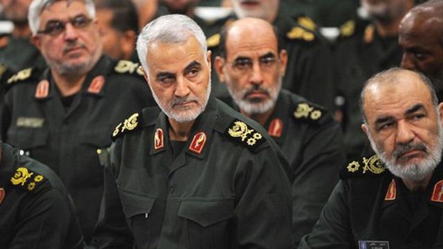 Bí mật cái chết của tướng Solemani