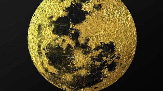 """""""Cơn sốt vàng"""" trên Mặt Trăng: Vì sao vệ tinh tự nhiên này được ví là """"Vịnh Ba Tư của Thái Dương Hệ""""?"""