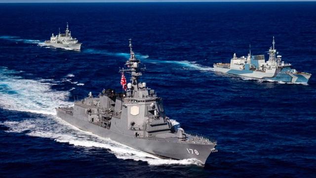 Nguy cơ xung đột Mỹ - Trung trên biển Đông