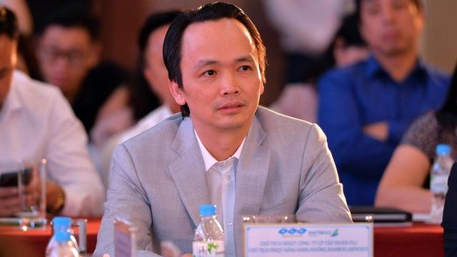 """Ông chủ  Bamboo Airways Trịnh Văn Quyết: """"Nhiều người không tin và bảo tôi chém gió"""""""