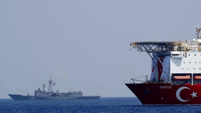 Hy Lạp hoan nghênh Thổ Nhĩ Kỳ rút tàu nghiên cứu khỏi Địa Trung Hải
