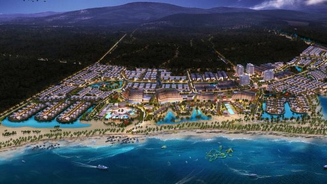 Vừa tăng vốn lên nghìn tỷ, Công ty của một doanh nhân 9x huy động 1.050 tỷ trái phiếu, đảm bảo bằng dự án nghỉ dưỡng 73ha tại Bình Thuận