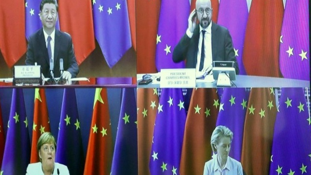 Thượng đỉnh EU-Trung Quốc lại kết thúc trong bất đồng