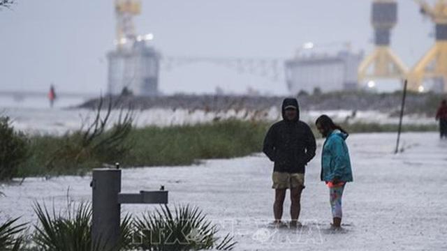 Bão Sally đổ bộ vào đất liền có thể gây lụt lội tại bang Alabama, Mỹ