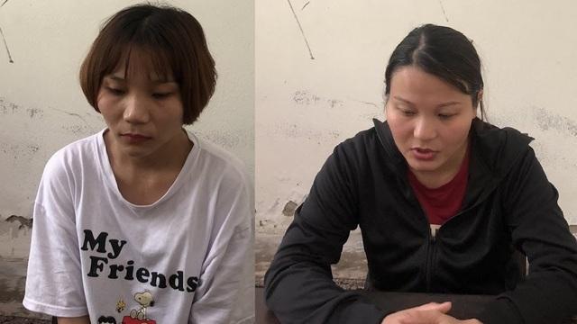 Bắt 2 nữ quái chuyên đưa phụ nữ sang Trung Quốc mang thai hộ để bán con