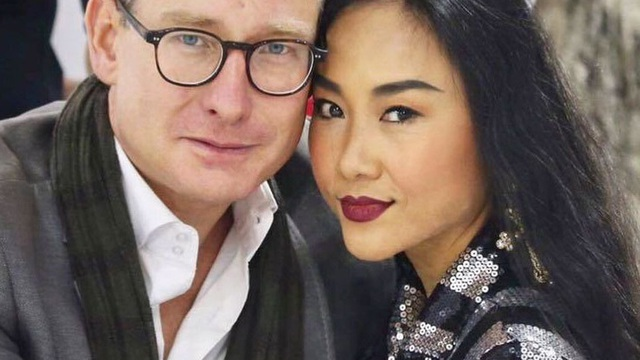 Đoan Trang tiết lộ chuyện sống chung với chồng Tây